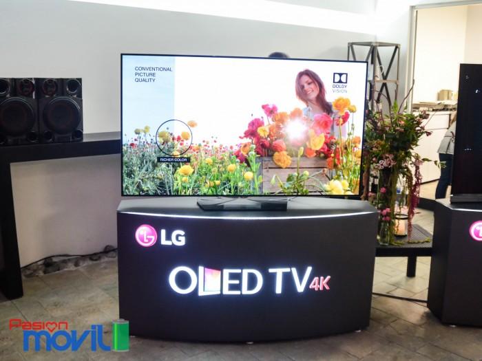 Evento Lg OLED 4k HDR en México Marca-24