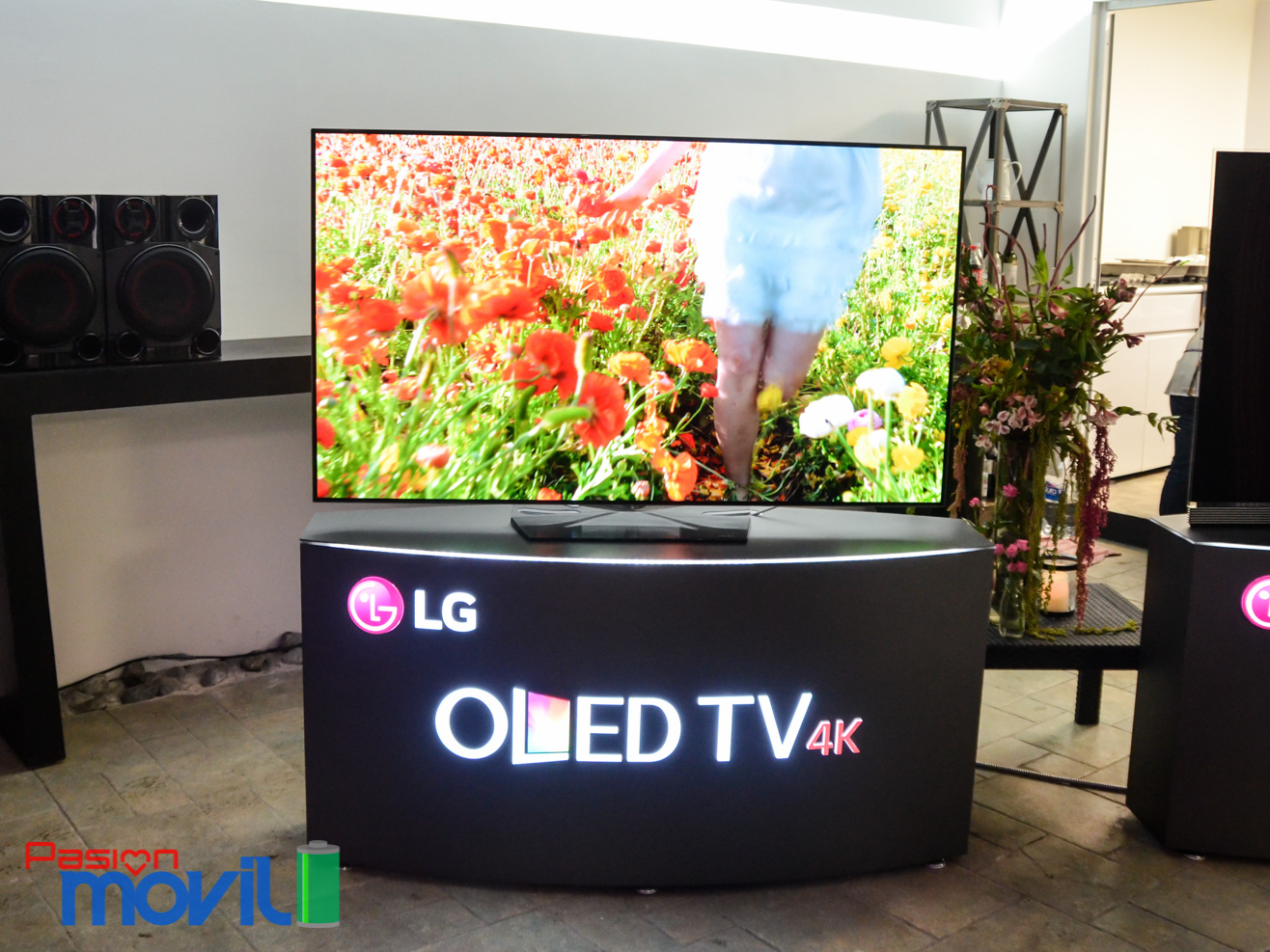 LG OLED 4K TV con HDR son las mejores televisiones para el mercado de consumo