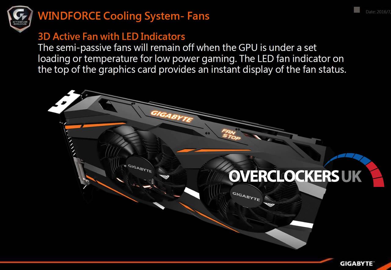 GIGABYTE Radeon RX 480 G1 Gaming2