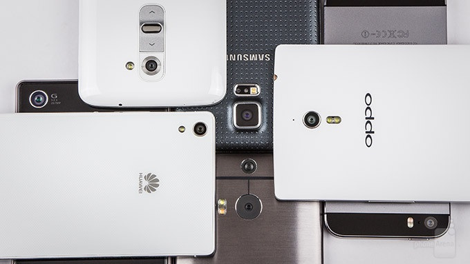 Huawei y OPPO