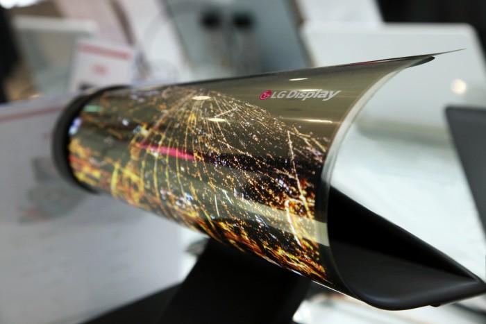 Los paneles LG OLED móviles buscarán conquistar el mercado para 2018
