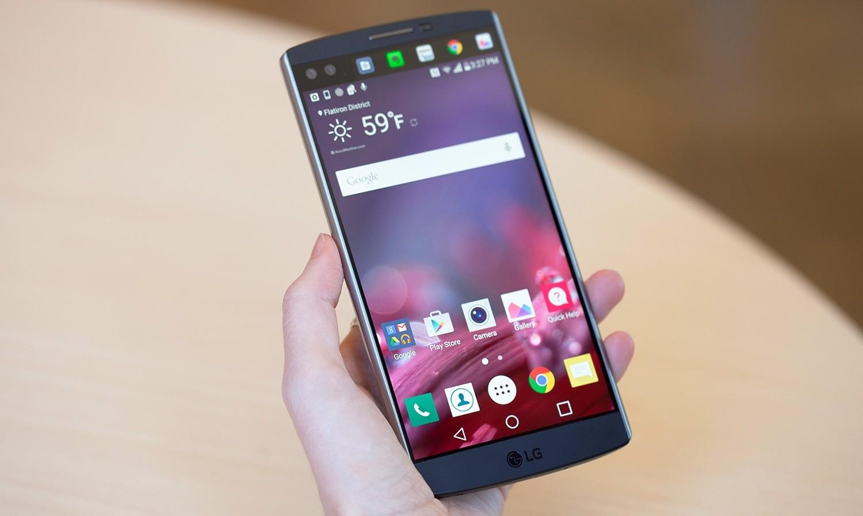 LG V20 buscar conquistar al mundo como ocurrió con el V10