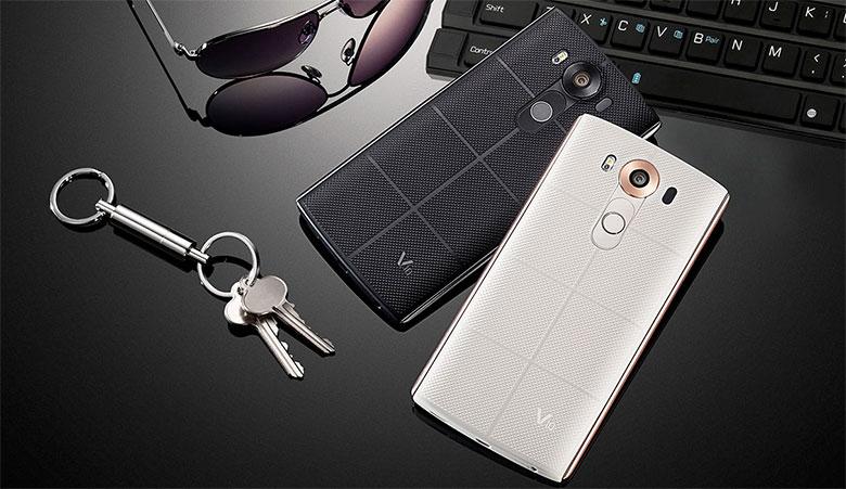 LG V20 llegará para sustituir al V10