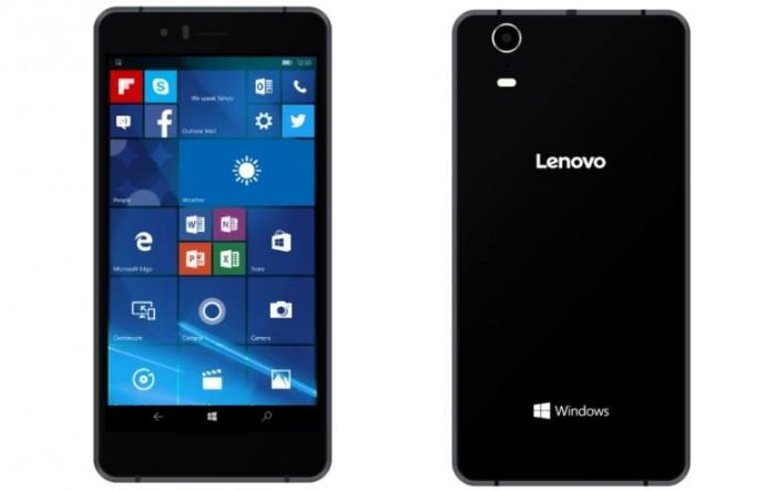 Lenovo SoftBank 503LV con Windows 10 Mobile
