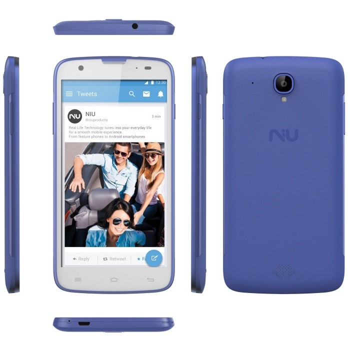 NIU Andy 5.5E azul