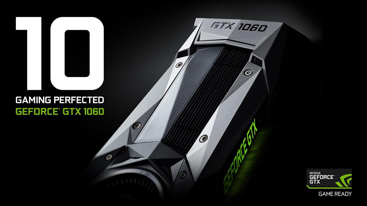 NVIDIA GeForce GTX 1060 pronto tendría una versión más económica