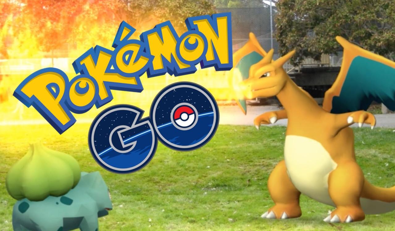 Pokémon Go rastrea algunos datos sobre tu ubicación