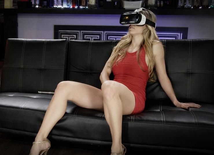 Pornografía en Realidad Virtual 1