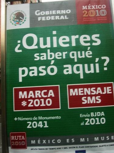 Quieres saber qué pasó aquí México