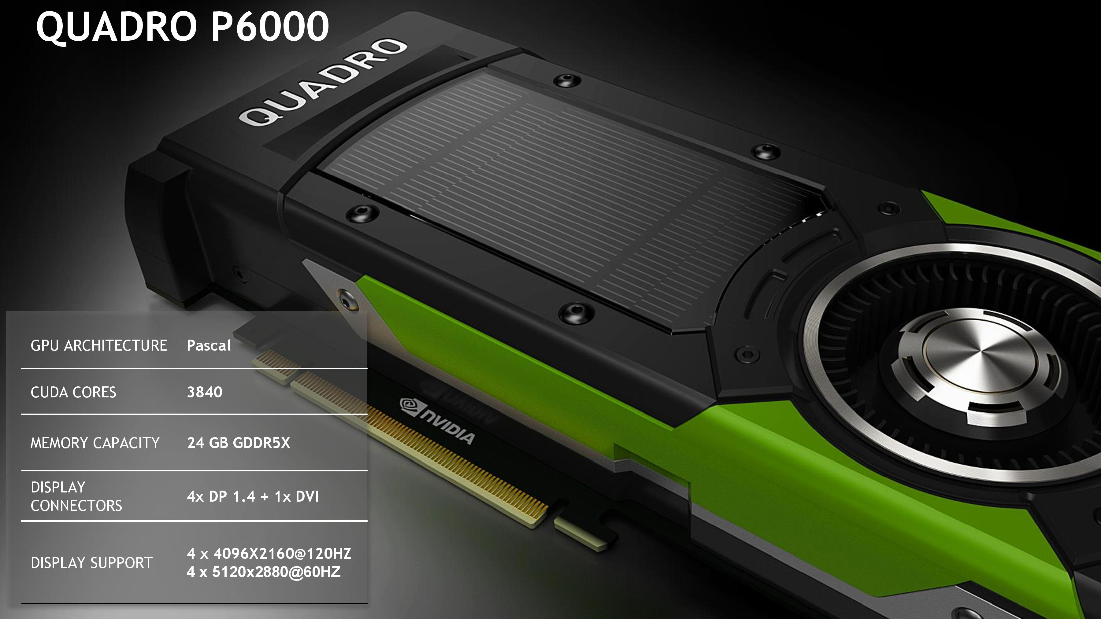 SIGGRAPH_2016_NVIDIA Quadro P6000