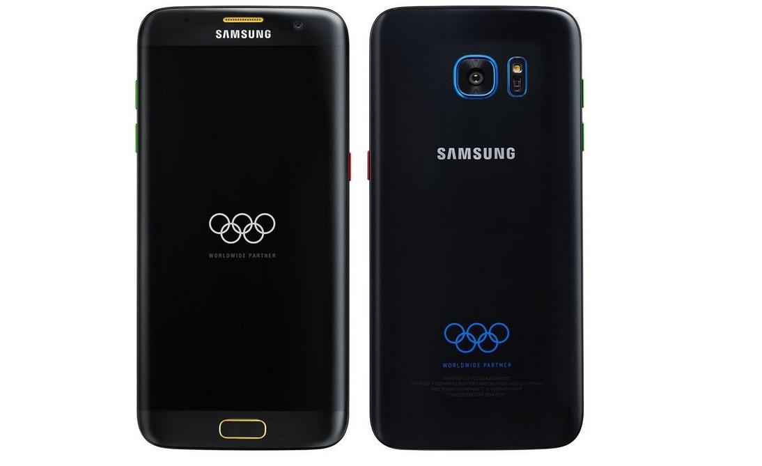 Samsung Galaxy S7 Edge Olympic Edition llega esta semana