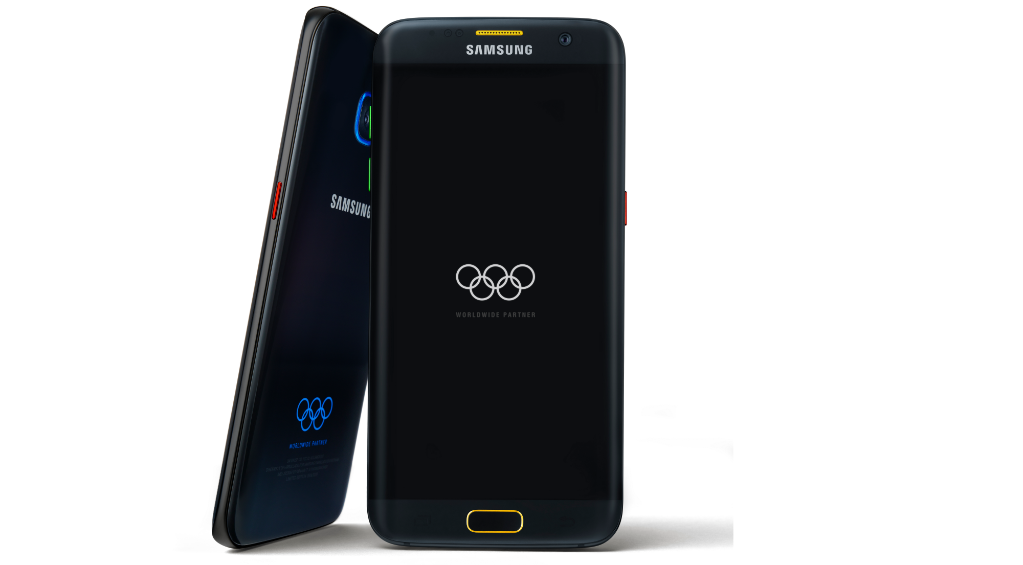 Samsung Galaxy S7 Edge Olympic Games Limited Edition 2