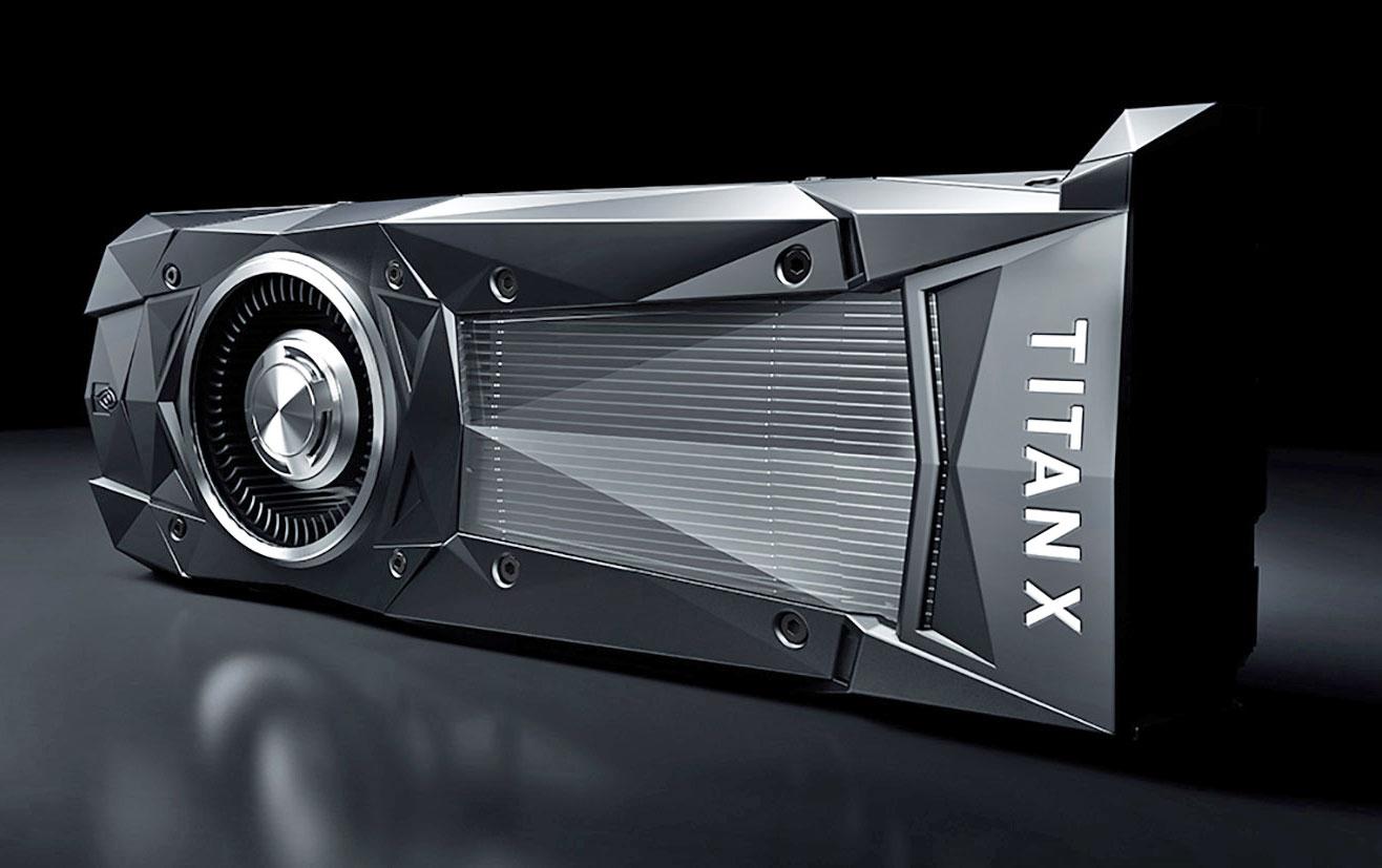 NVIDIA Titan X (GP102) ofrecerá una potente jamás conocida por el hombre
