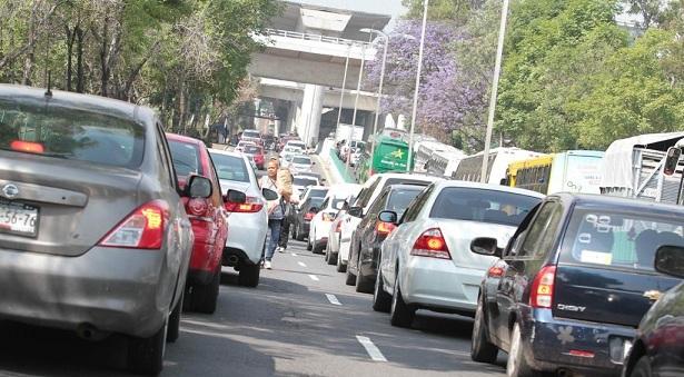 Tráfico Ciudad de México
