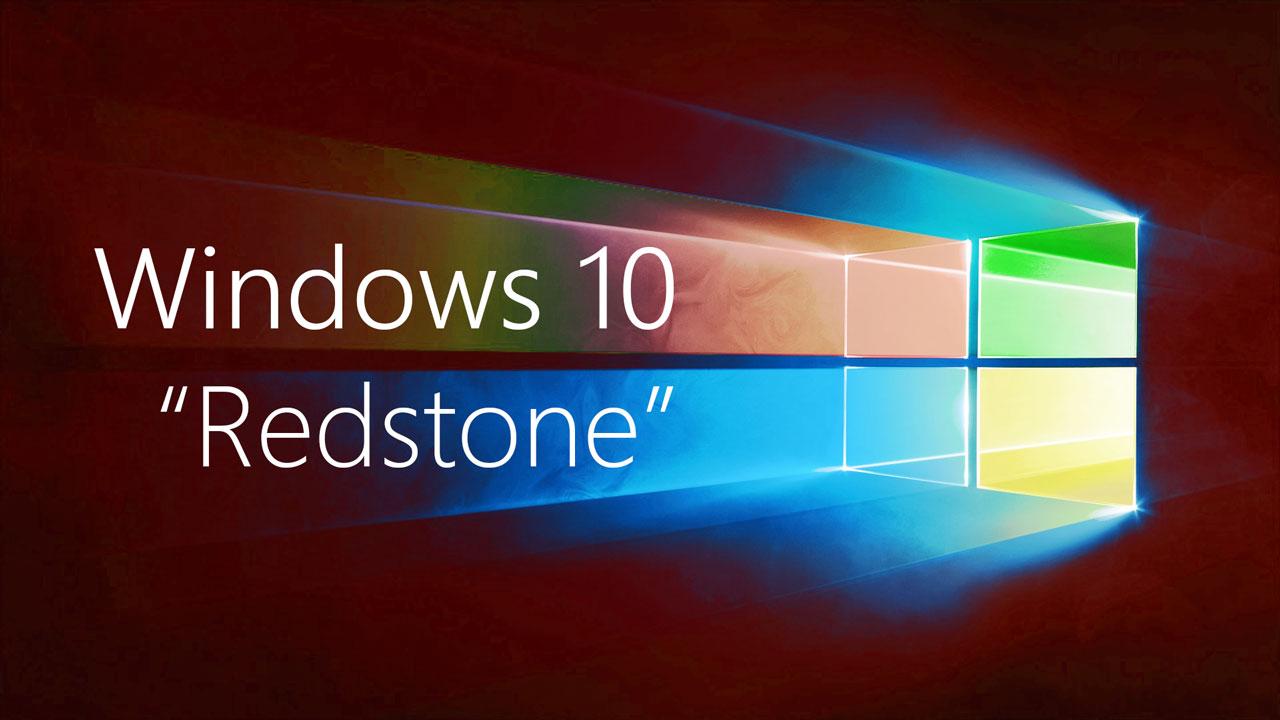 Windows 10 Redstone oficial está a la vuelta de la esquina