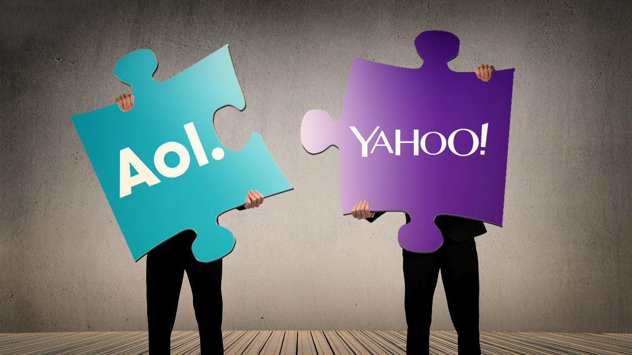 Yahoo y AOL unirían fuerzas para Verizon