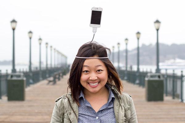 base para recargar smartphone