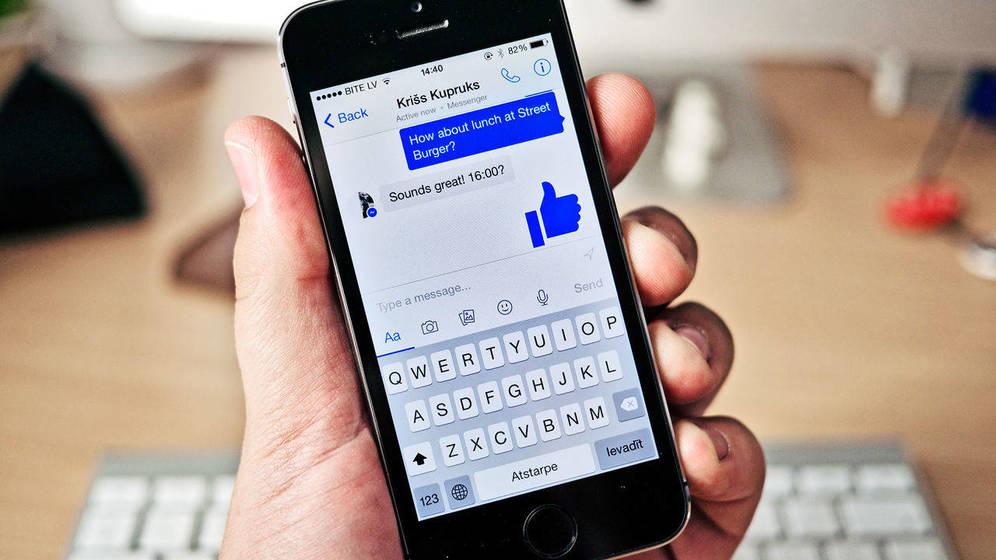 Pronto podrás conversar de forma segura en Facebook Messenger