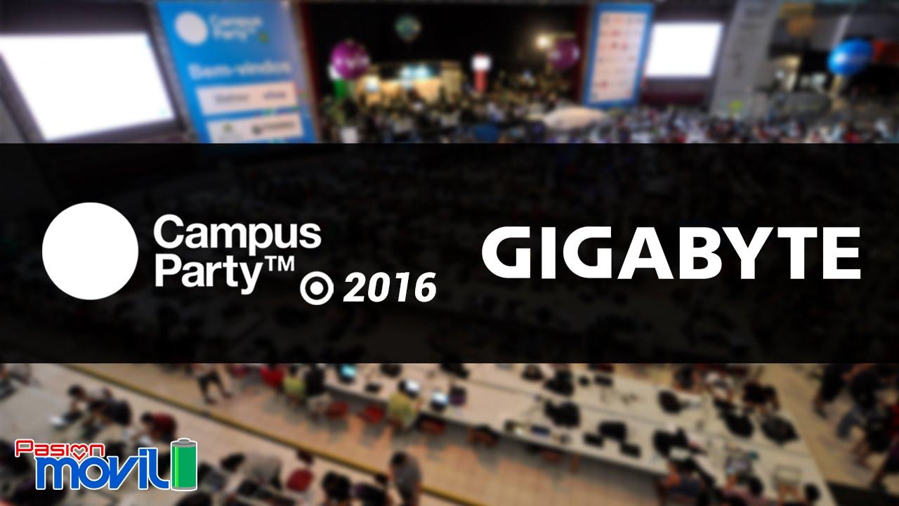 Gigabyte ofreció una conferencia para armar la PC ideal para ti
