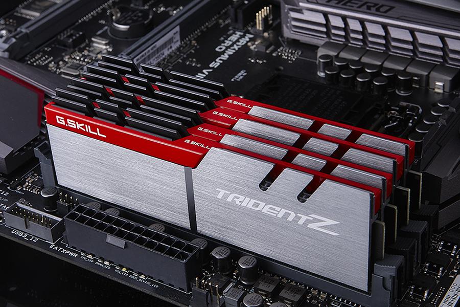 G.Skill Trident Z es la mejor marca de memorias RAM a nivel mundial