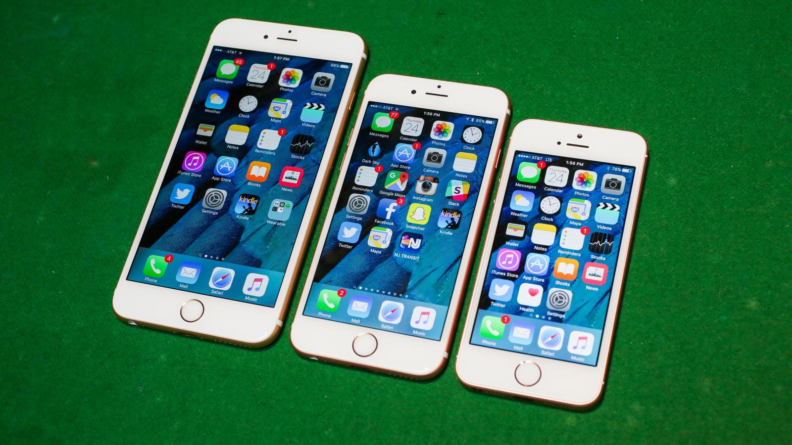 Apple se saltará el iPhone 7S