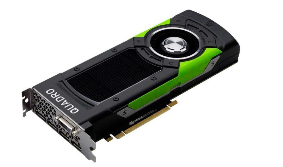 NVIDIA Quadro P6000 es más que una tarjeta gráfica profesional