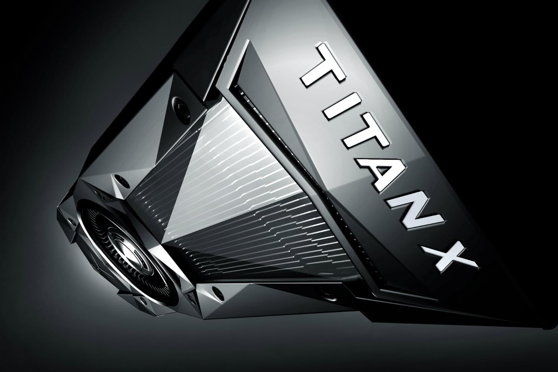 nvidia titan x 2016