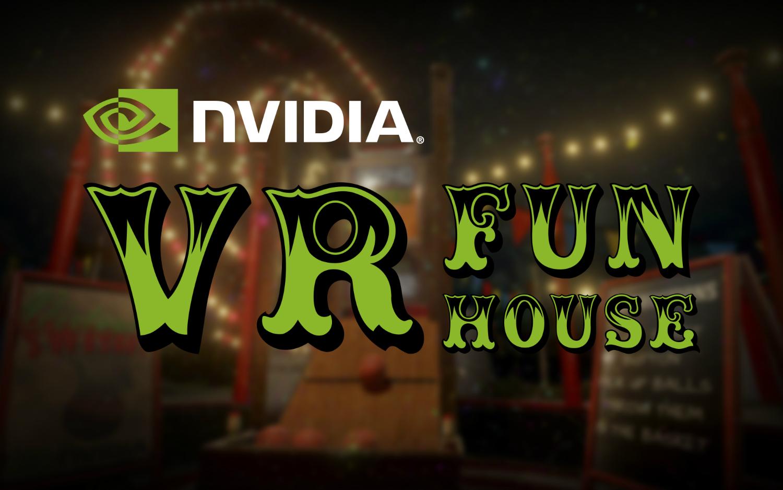 NVIDIA VR FunHouse busca ofrecerte una increíble experiencia en Realidad Virtual