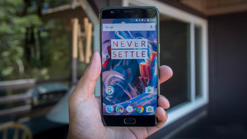 OnePlus 3 recibe algunas novedades
