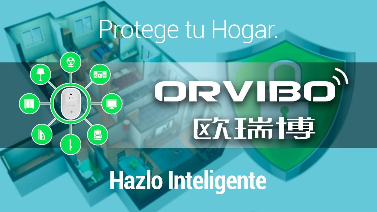 Orvibo protegerá tu hogar de forma inteligente