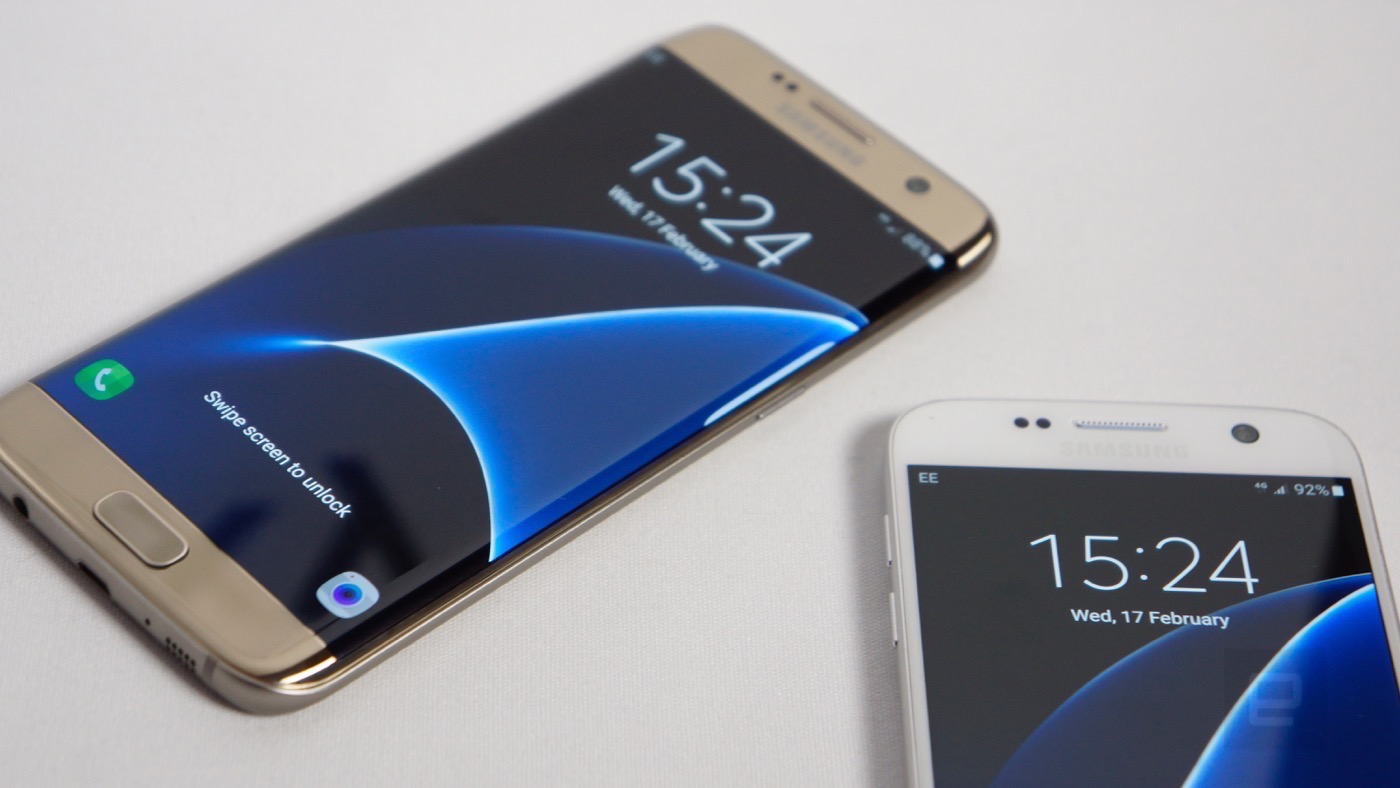 Galaxy S7 Edge y Galaxy S7 no han logrado conquistar al mercado chino