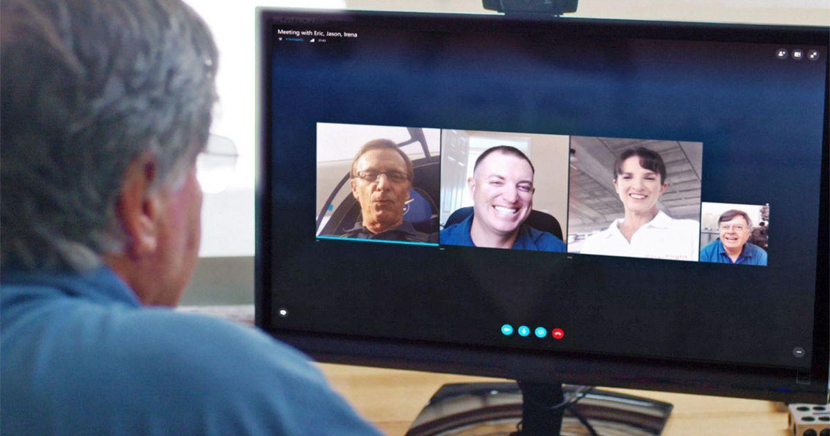 Skype Meeting quiere atraer más usuarios a Skype for Bussines