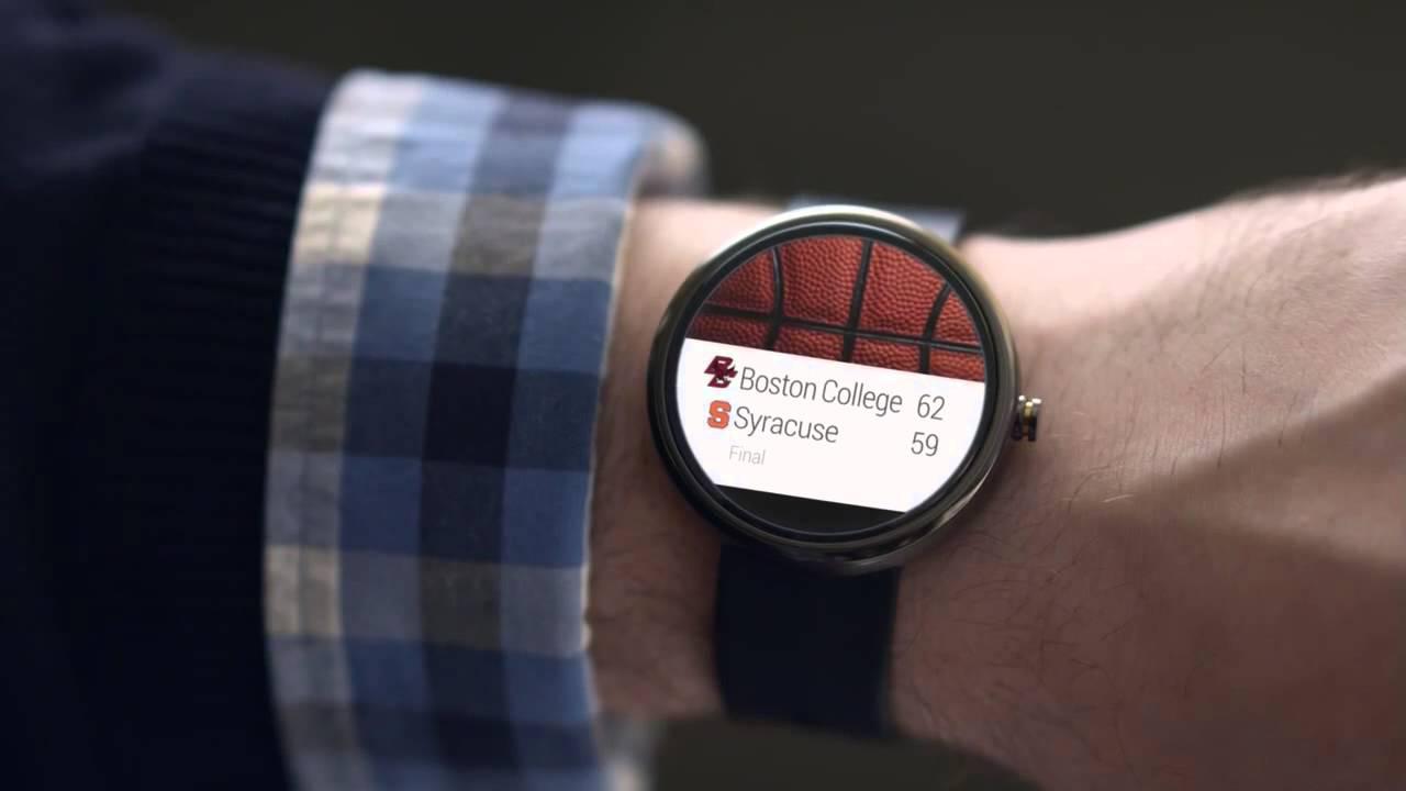 Google prepara sus primeros smartwatches