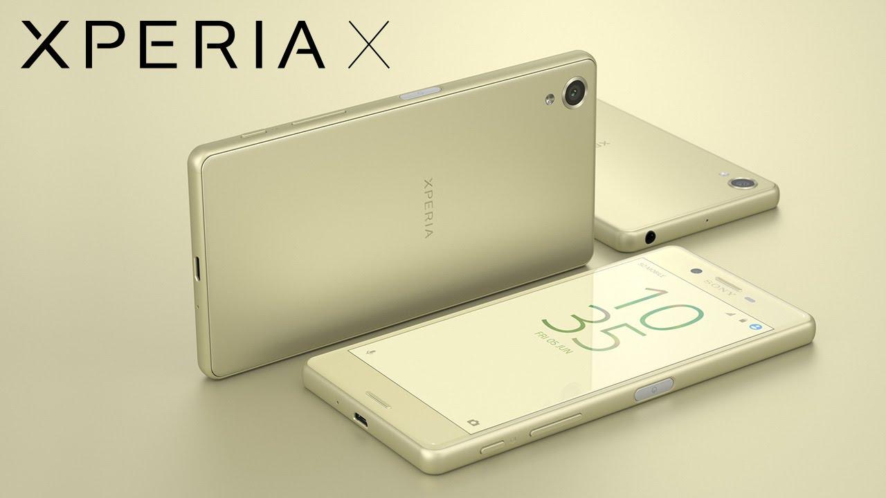 Sony Xperia X llega a México