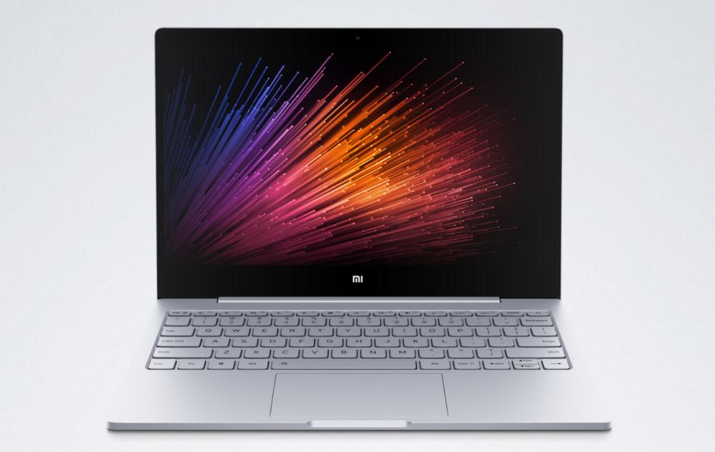Xiaomi Mi Notebook Air disponible desde $525 USD