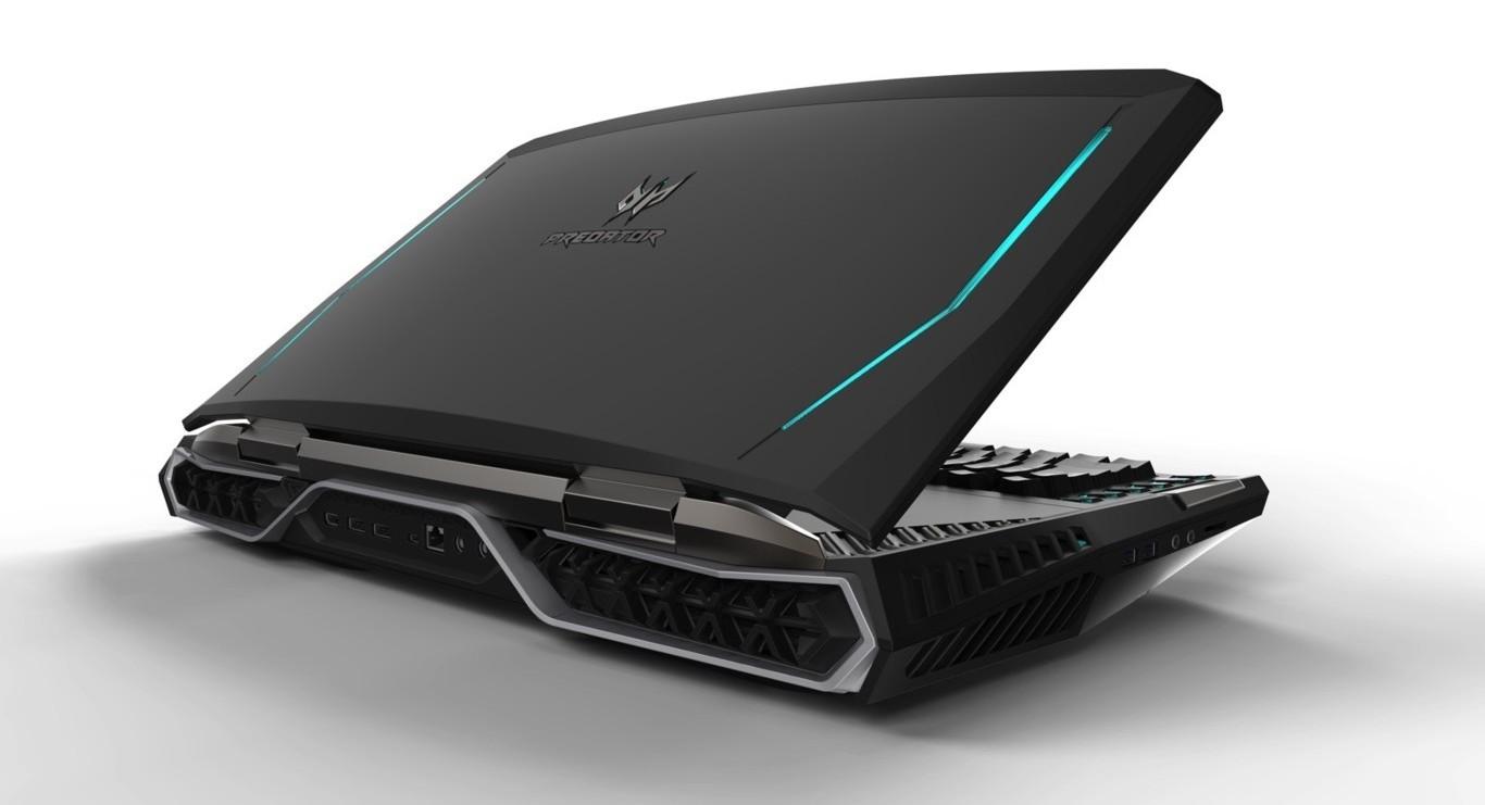 Acer Predator 21X,23