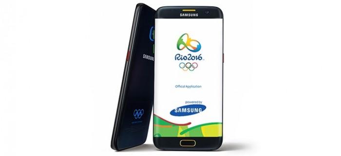 Aplicación Samsung Río 2016
