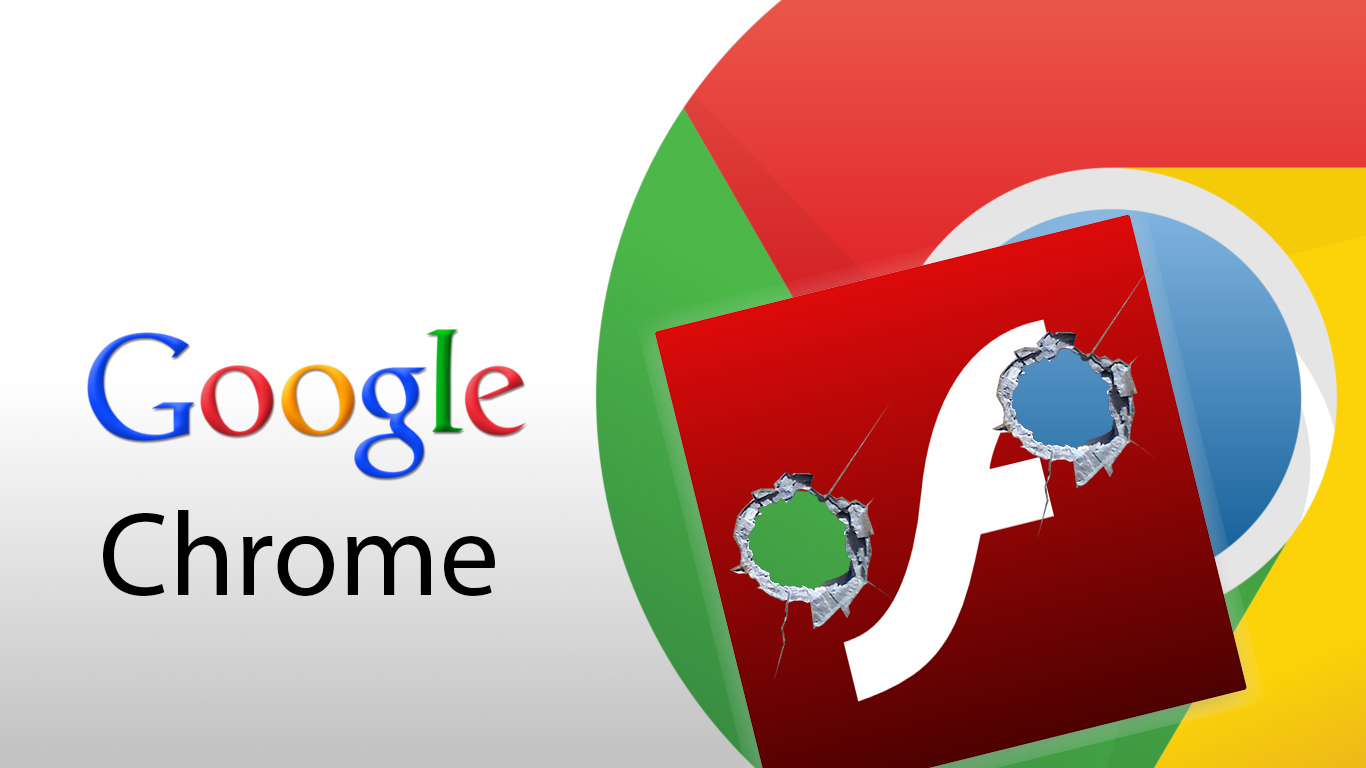 Flash se estará despidiendo de Chrome en los siguientes meses