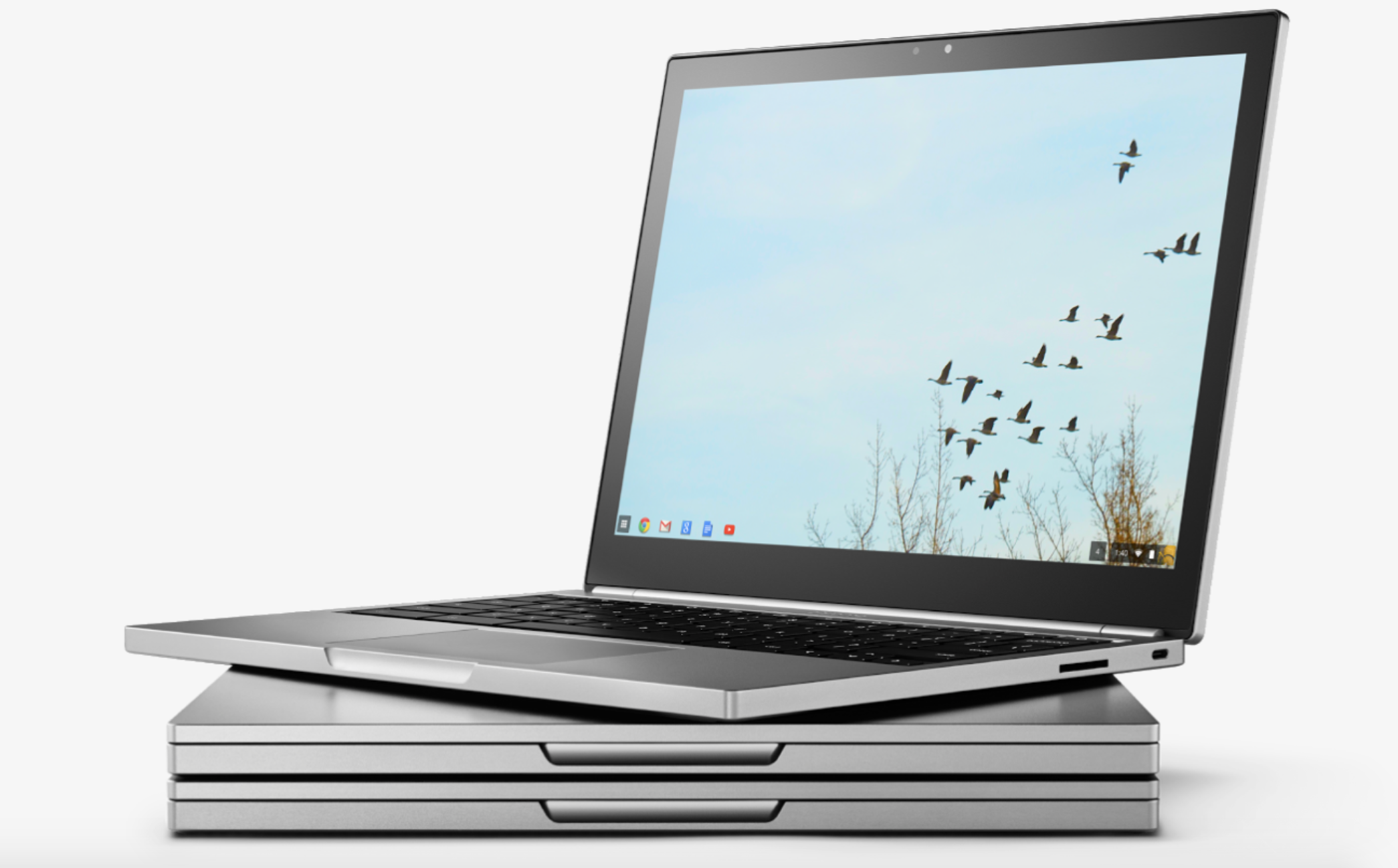 Chromebook Pixel 2 dice adiós