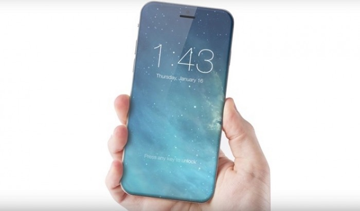 Concepto iPhone 8 1