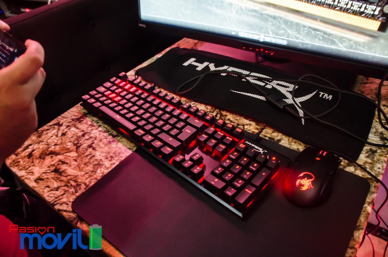 Evento HyperX Keyboard en México Marca-52