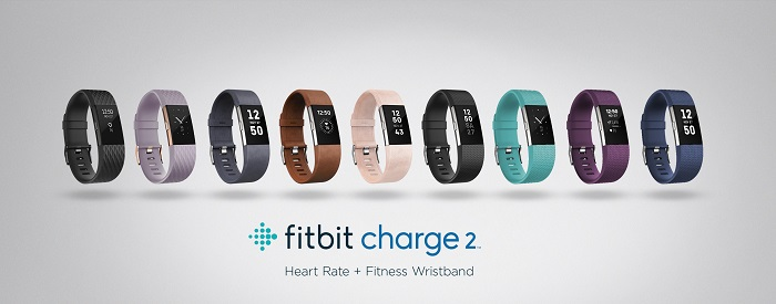 Fitbit Charge 2_Lineup