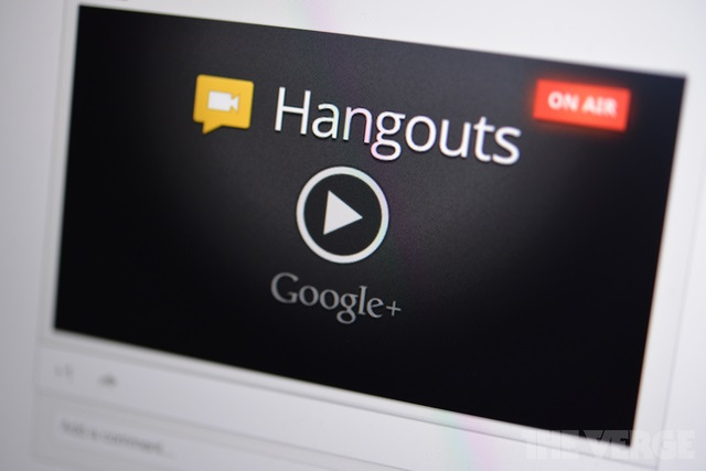 Google Hangouts On Air