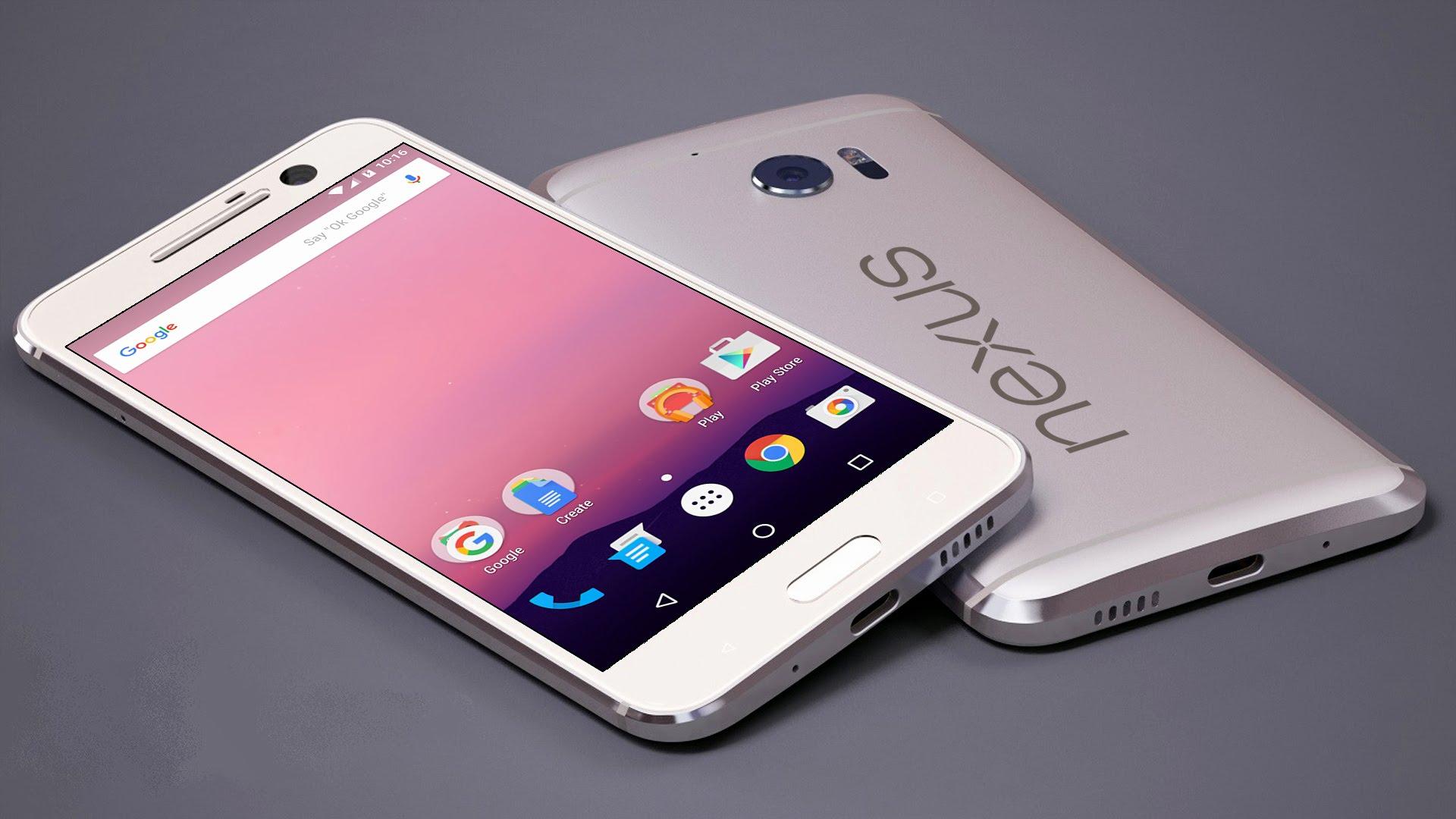 HTC Nexus 2016 vienen con varias novedades en software