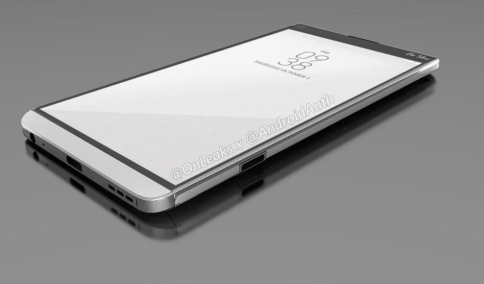 LG V20 llegará a principios de septiembre