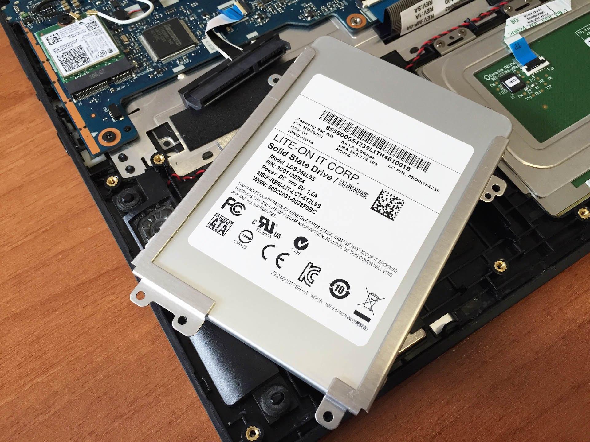 Lenovo se une a la competencia por el mejor SSD