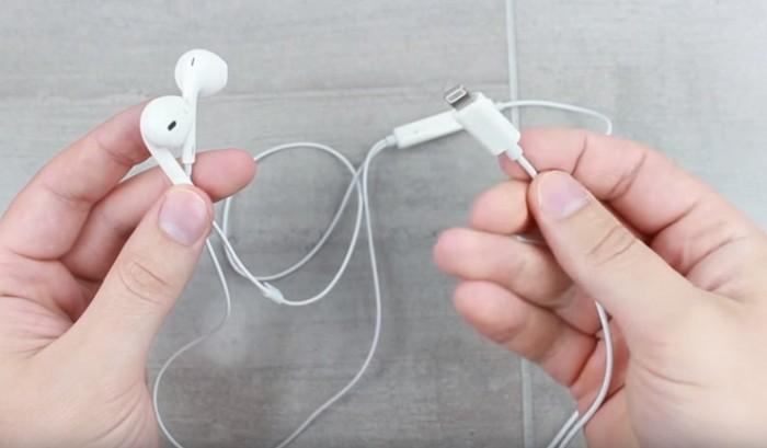 Nuevos audífonos Earpods