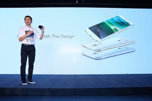 Presentación Huawei G9 Plus