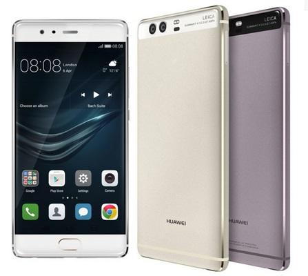 Render Huawei P10