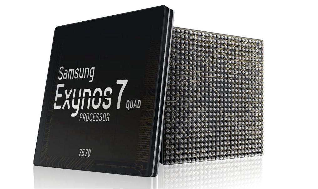 Samsung Exynos 7570, un increíble procesador asequible